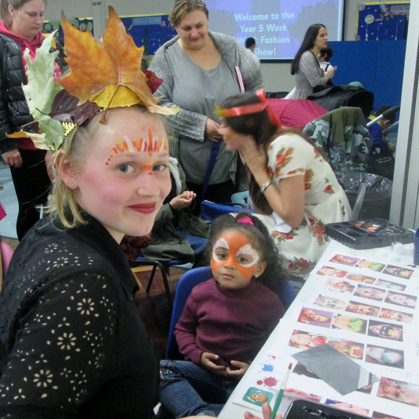 Ms Hayley Face Painting
