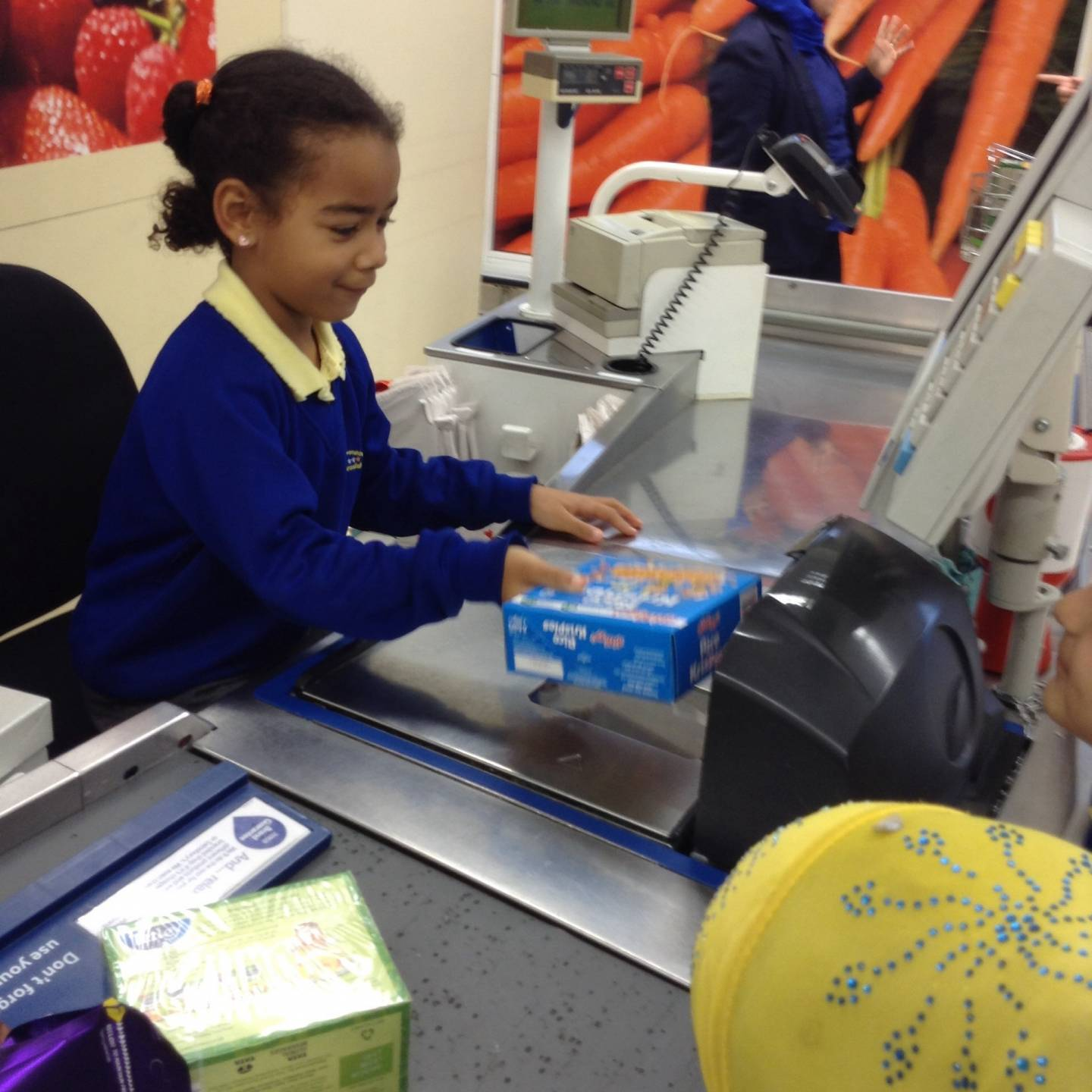 Tesco Checkout 2