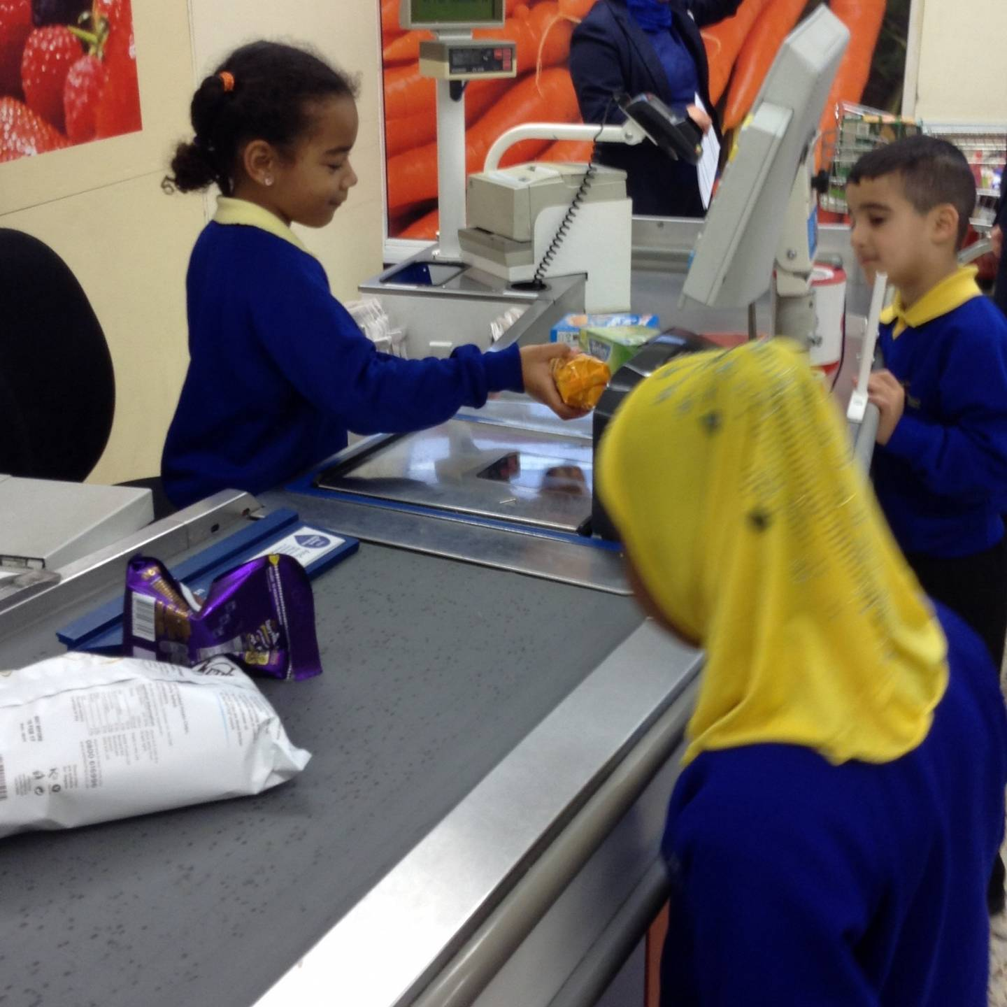 Tesco Checkout 4